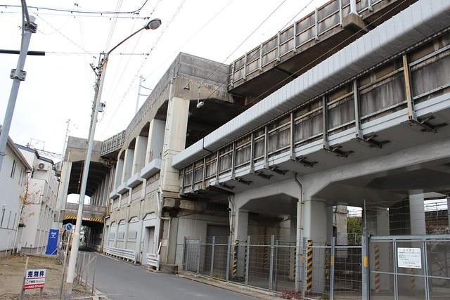 貨物新幹線名古屋駅遺構 (3)