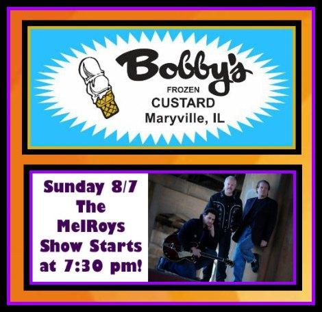 Bobby's Frozen Custard 8-7-16