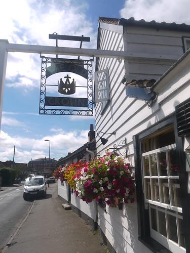The Old Crown, Weybridge