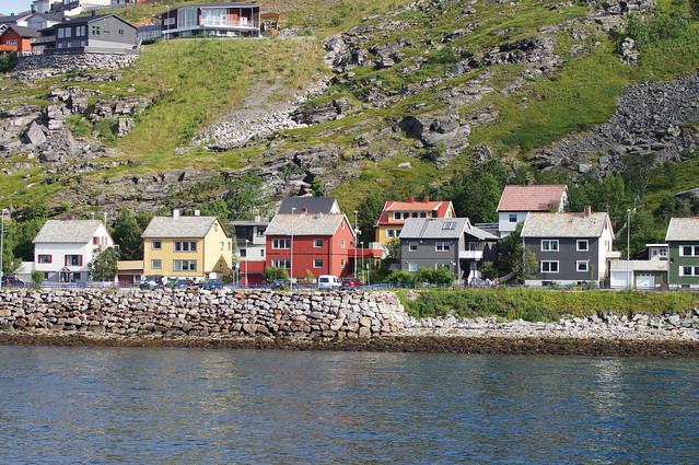 Hammerfest Harbour
