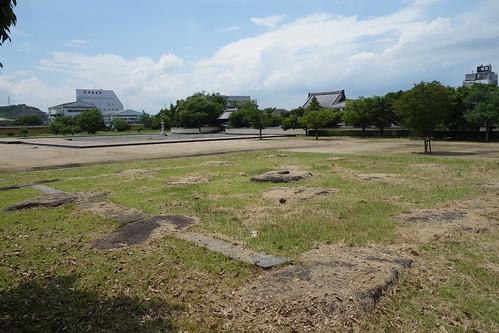 播磨国分寺 塔跡