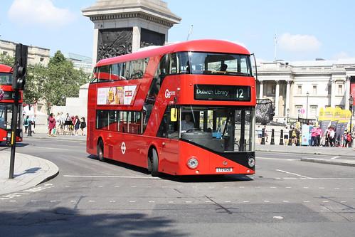 London Central LT428 LTZ1428