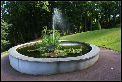 Bassin rond