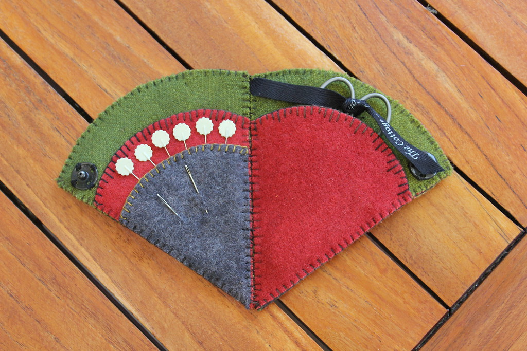Melon Wedge Sewing Kit 4