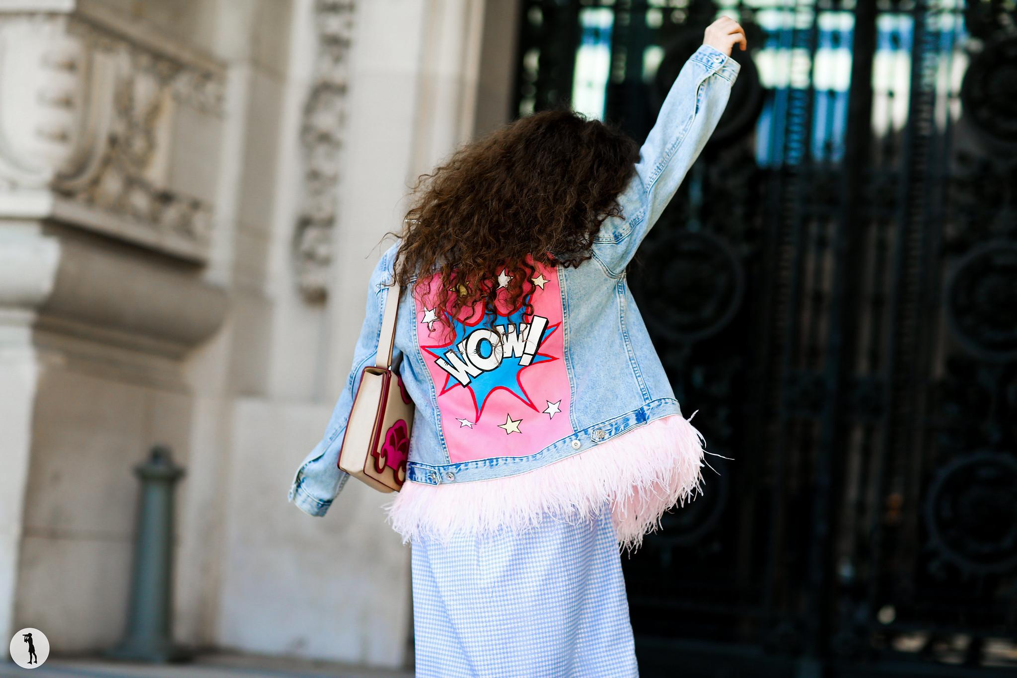 Georgiana Boboc at Paris Fashion Week-2