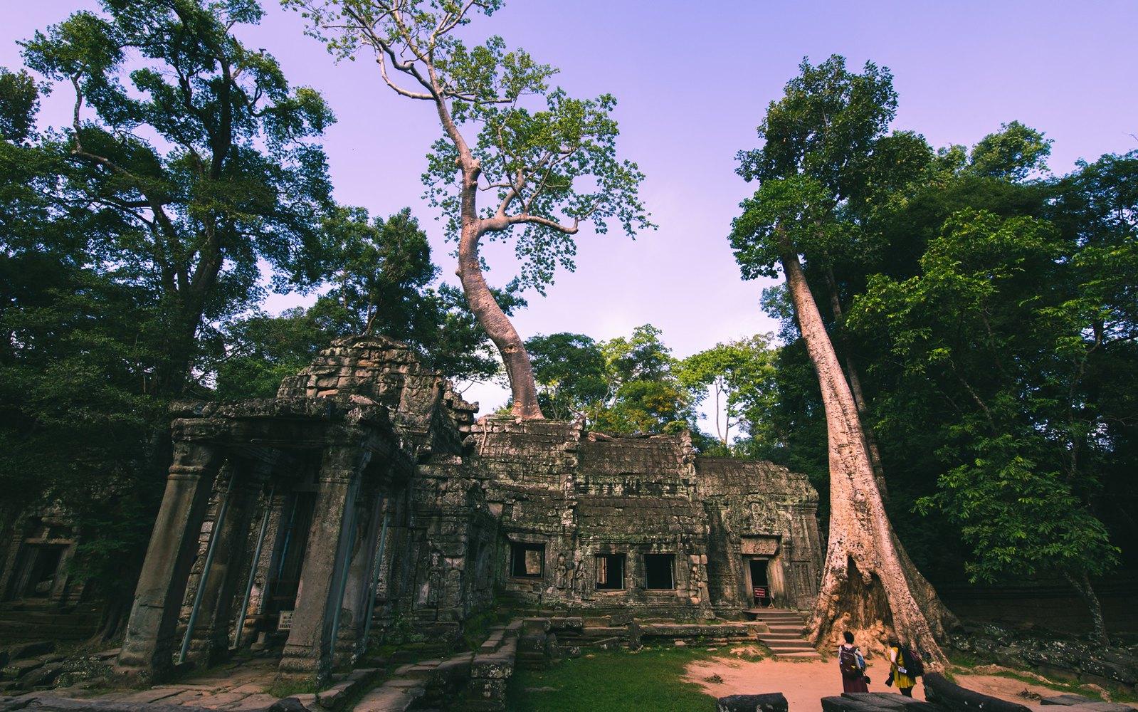 Angkor Wat etc.-8