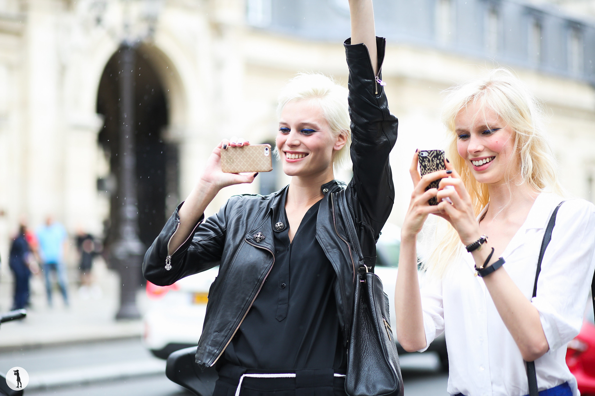 Models at Paris Fashion Week Haute Couture-3