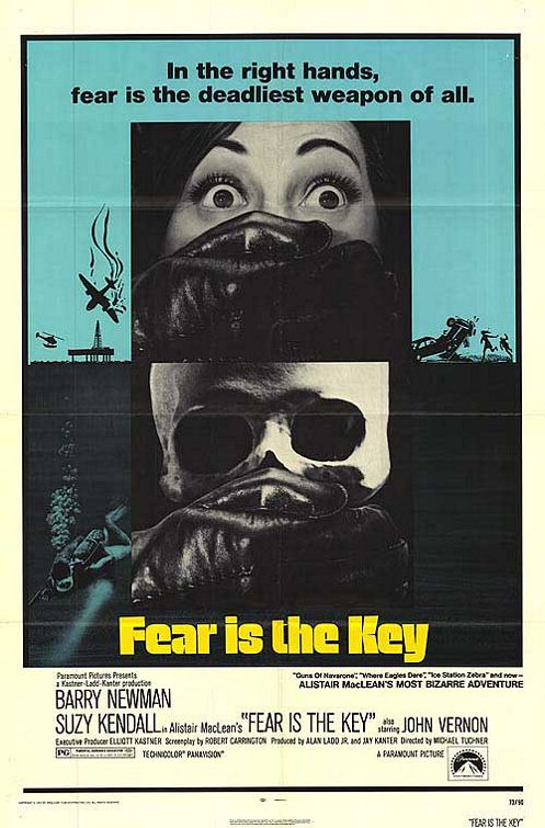 Fear is the Key - Poster 9