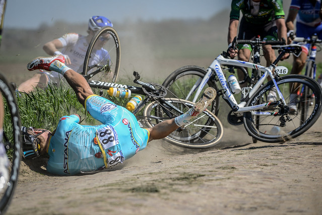 CYCLING - PARIS-ROUBAIX 2015