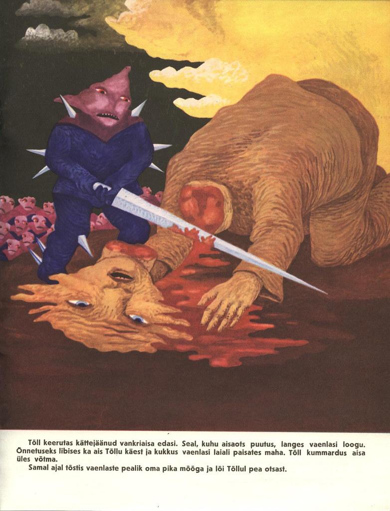 Tõll the Great - Page 22 - Written by Rein Raamat, Illustrated by Jüri Arrak, 1982