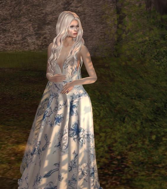 Angel Dream gown, Sascha's Designs