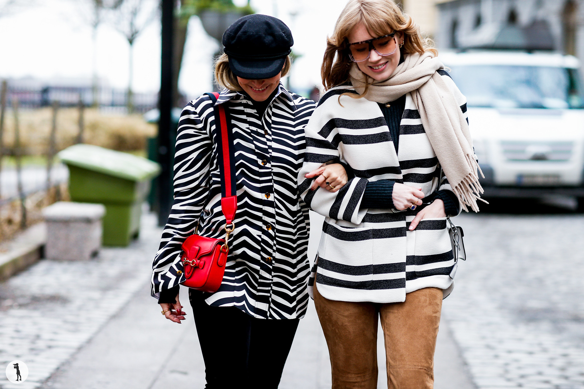 Janka Polliani and Fiona Jane - Stockholm Fashion Week FW16-17 (2)