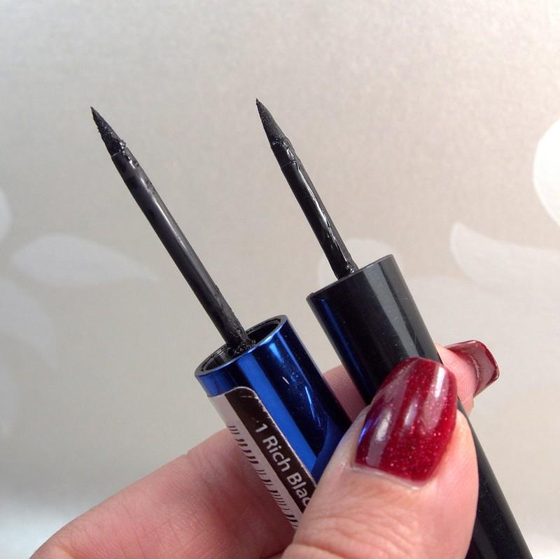 Lumene Blueberry Yves Rocher eyeliner