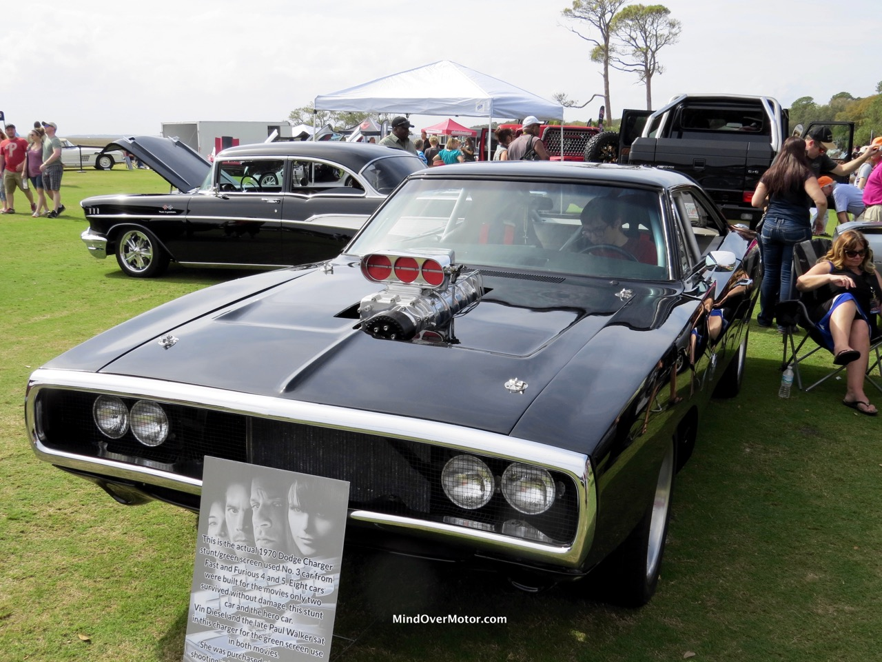 Fast And Furious 1 Cars: Fast And Furious 4/5 Dodge Charger At The 2016 Amelia