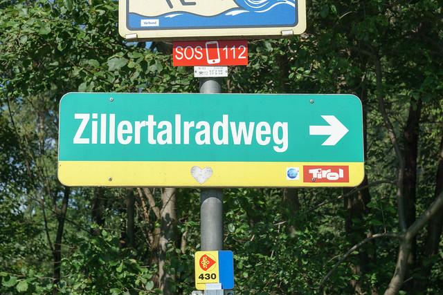 Zillertalradweg