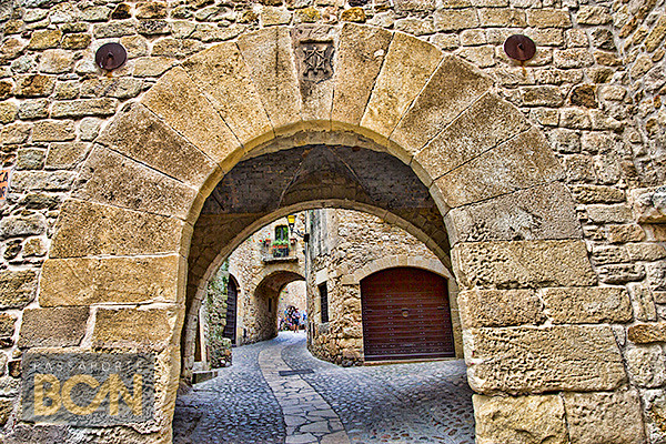 Pals, Girona