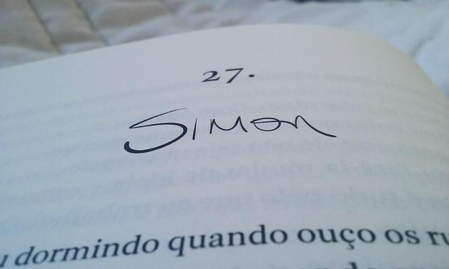 CARRY ON simon