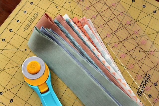 Strips for Herringbone