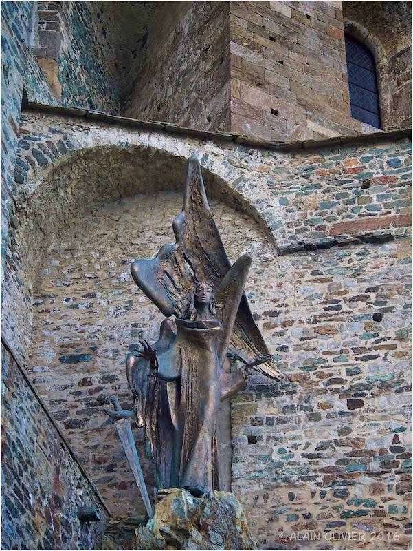 Excursion à la Sacra di San Michele 28430637194_b0f6170faf_b
