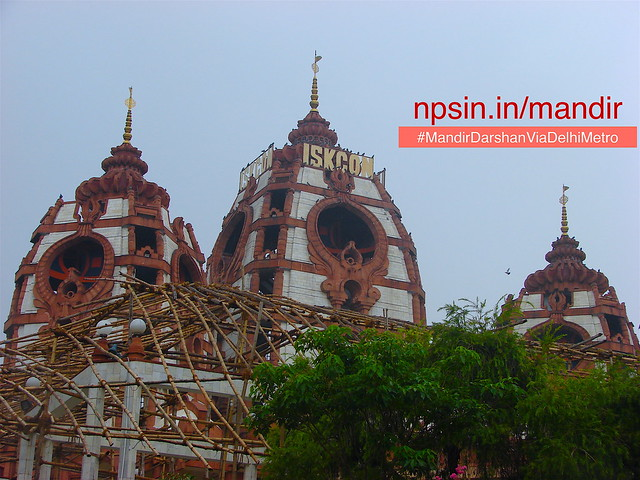 Neela Chakra at the top of all three vimans with similar concept of Jagannath temple.