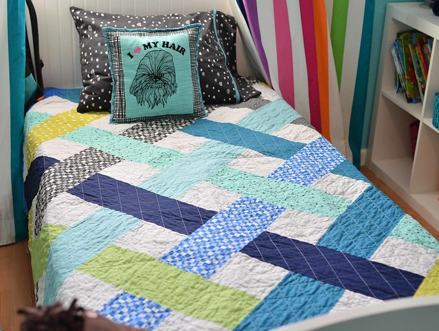 Betty Twin Quilt