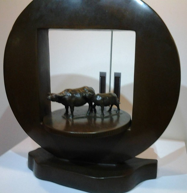 王秀杞雕塑展 (12)