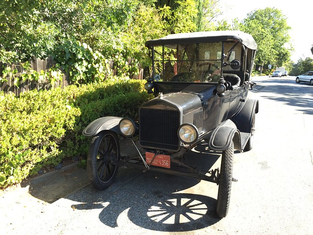 Horseless Carriage #4356