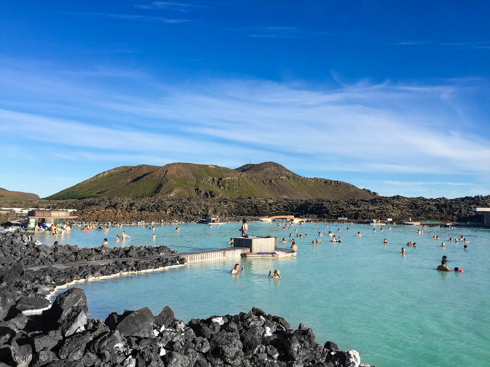 The Blue Lagoon: Making the most of a weekend stopover in Iceland
