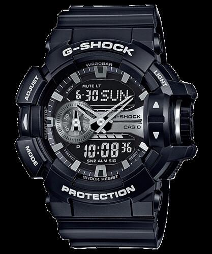 Reloj Casio G-shock Edición Limitada Hombre GA400GB-1A