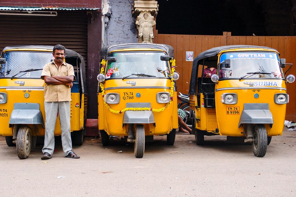 Transporte en India