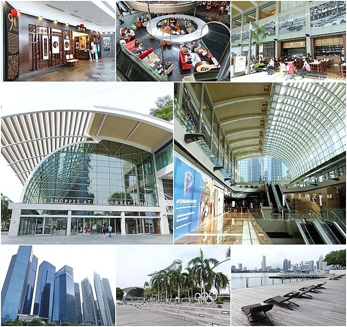 23 新加坡四天三夜自由行 美食美景購物