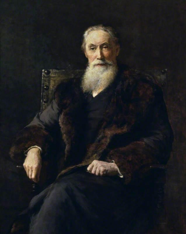 The Right Honourable William McEwan (1827-1913), MP