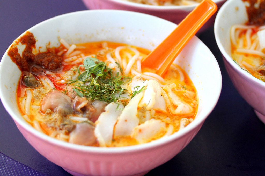 Michelin Bib Gourmand: Sungei Road Laksa