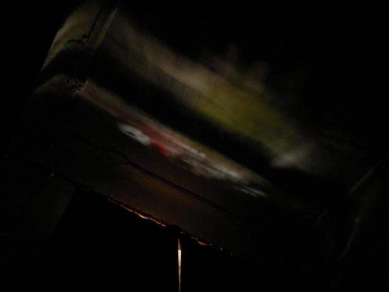 Proyección de cámara oscura
