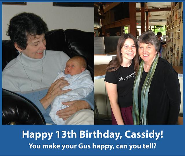 Cassidy 13