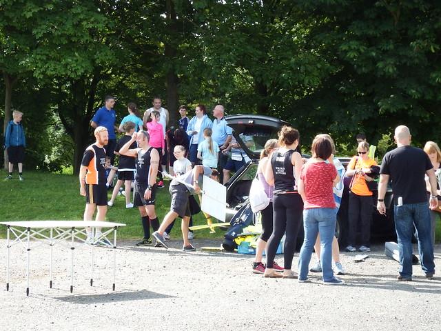 Wrekin Road Runners -parkrun
