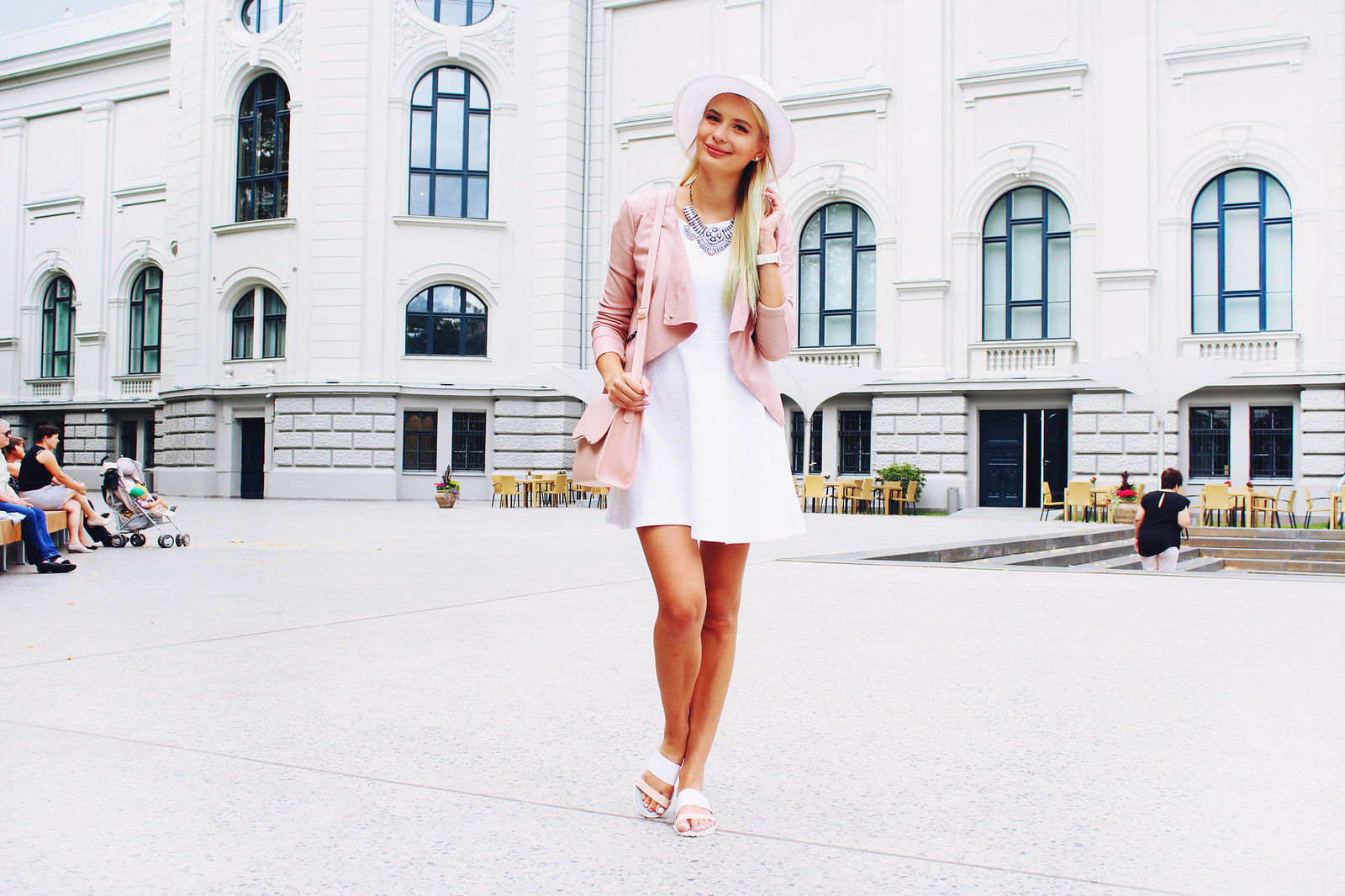 What to wear on a summer date