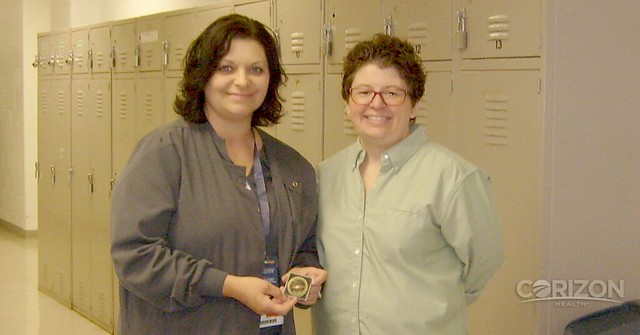 Team member recognized at Potosi Correctional Center, Missouri