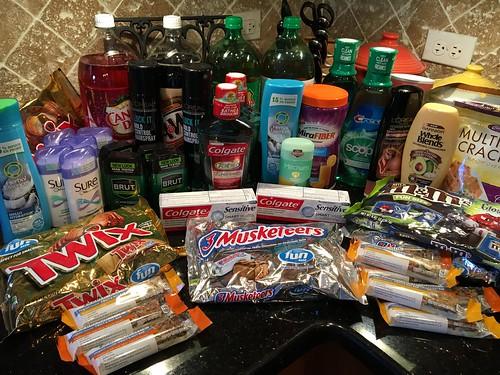 Drugstore Shopping September 11