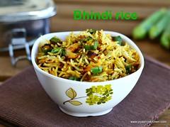 bhindi-pulao