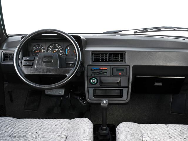 Торпедо SEAT Ibiza I. 1984 - 1993 годы производства