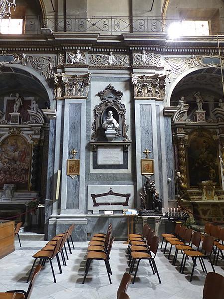 église de bordighera