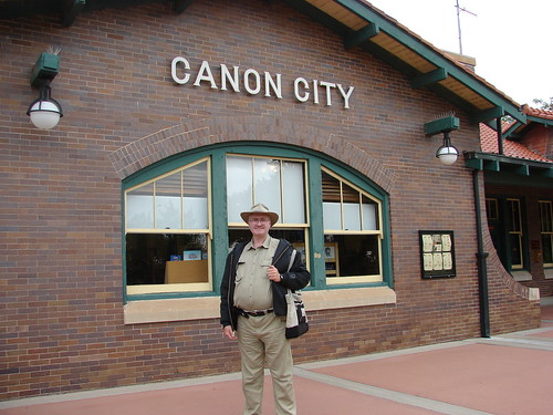 Canon City Depot