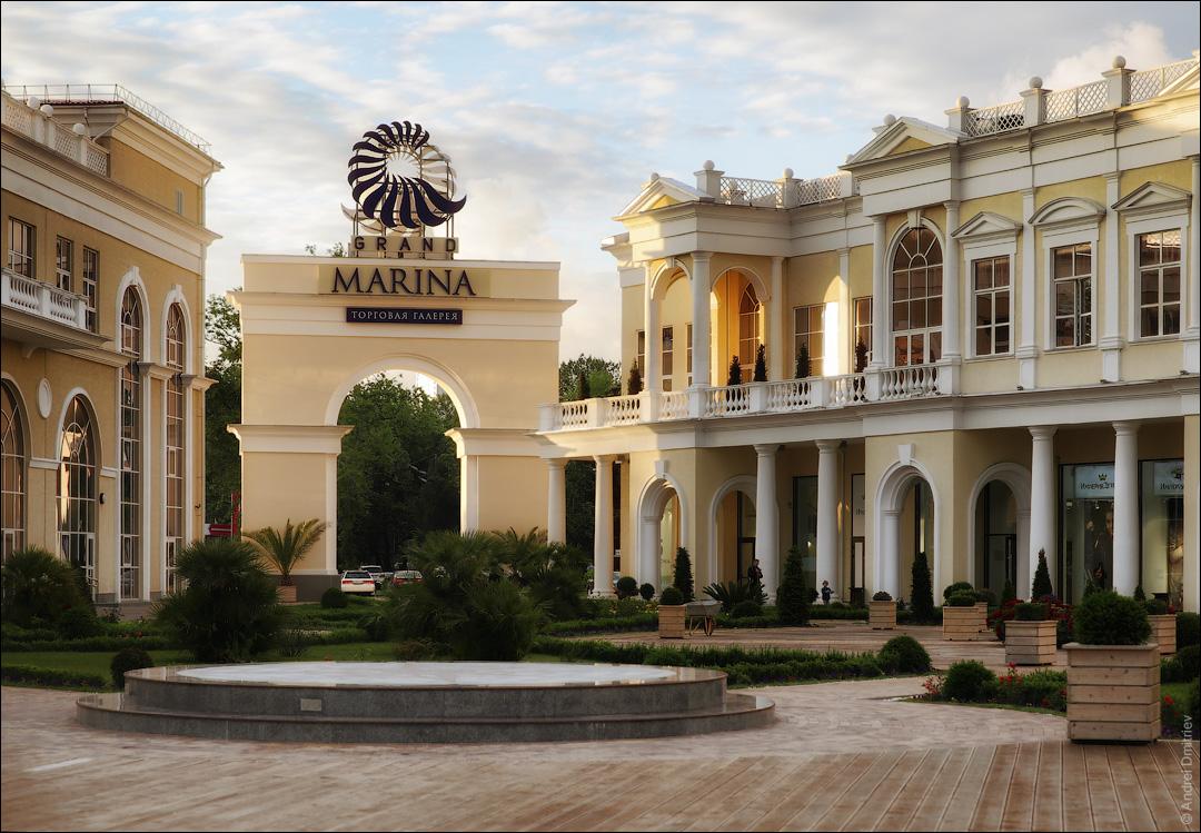Торговая галерея Гранд Марина