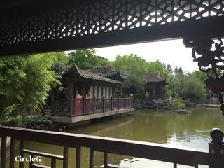 CIRCLEG 香港 遊記 美孚 嶺南之風 荔枝角公園  (43)