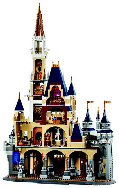 LEGO Disney World 71040 - Cinderella Castle
