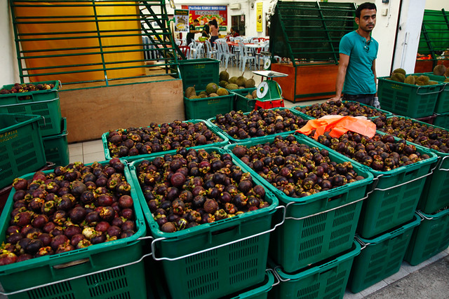 Sinnaco Mangosteens