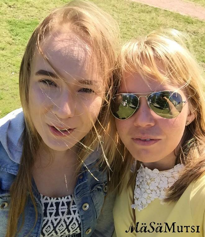 Äiti ja tytär -päivä