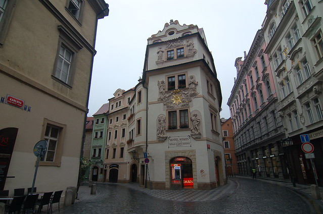 布拉格 查理街