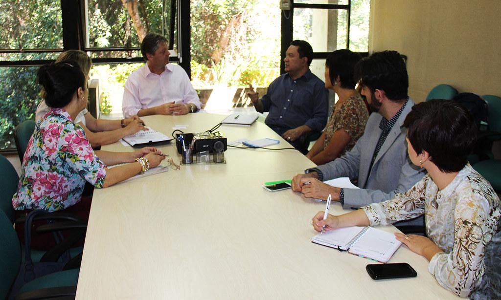Equipe realiza visita técnica ao Mato Grosso do Sul
